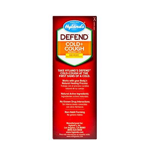 14dc7d077c5a Amazon.com  Hyland s Defend Cold and Cough Liquid