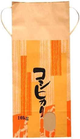 マルタカ クラフト コシヒカリ しぐれ 10kg用紐付 20枚セット KH-0110
