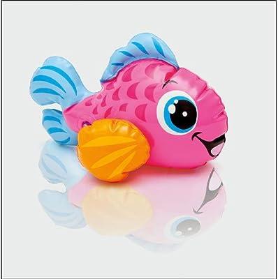 Intex 58590NP Animales hinchables, 30cm Animales: pez Rosa: Amazon ...