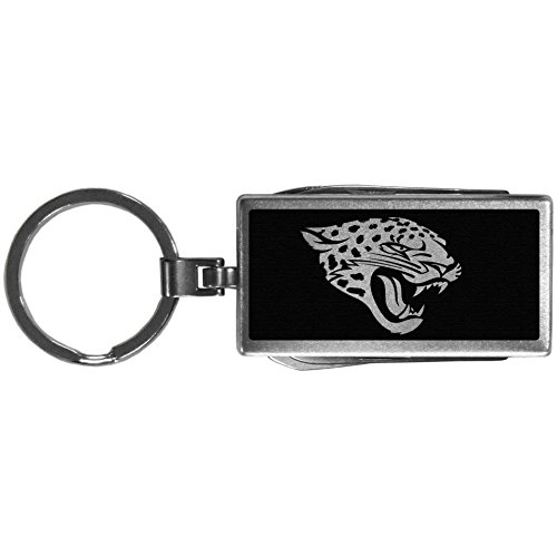 Siskiyou Sports NFL Jacksonville Jaguars Multi-Tool Key Chain, ()