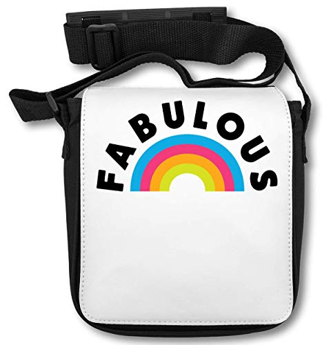 Borsa Colorful Fabulous A Rainbow Tracolla O7xqwvB