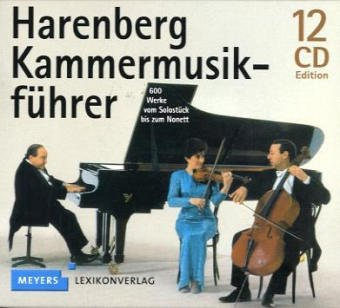 Harenberg Kammermusikführer CD Set