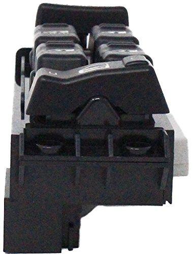 Front Left Driver Side Power Window Master Switch for Chevy GMC Sierra Yukon Compatible with 208317 ENA