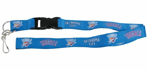 Shop Lanyard - NBA Oklahoma City Thunder Lanyard