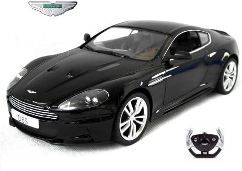 Rastar 1 14 Aston Martin Dbs Remote Control Toy Car Black Amazon De Spielzeug