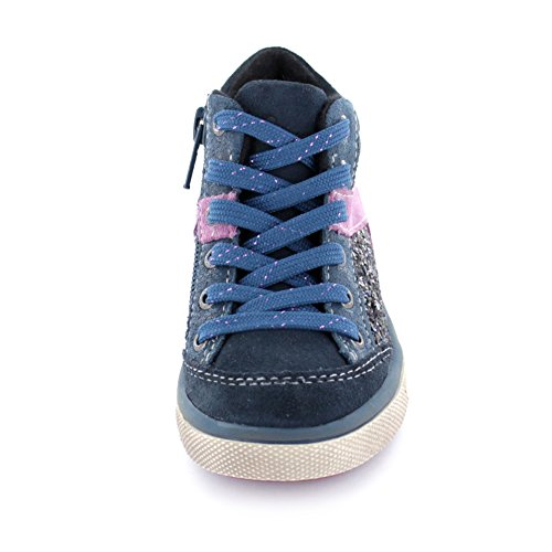 Sina Lurchi Bleu Baskets Basses Fille dwqg0w