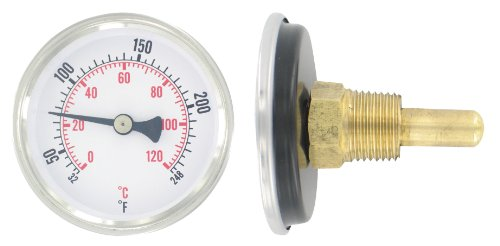 Dwyer Hot Water Thermometer