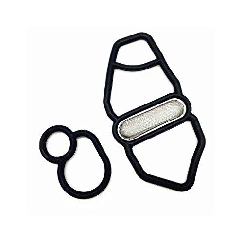 lve Gasket Metal Filter Car Gasket 15825-P08-005/36172-P08-015 for Honda Civic Acura ()