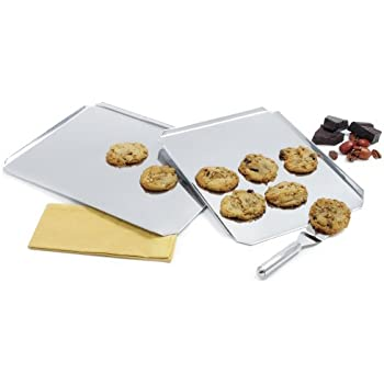 Norpro 12 Inch x16 Inch Stainless Steel Cookie Sheet