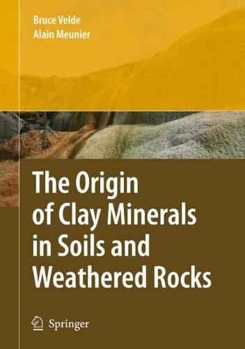 The Origin of Clay Minerals in Soils and Weathered Rocks ebook