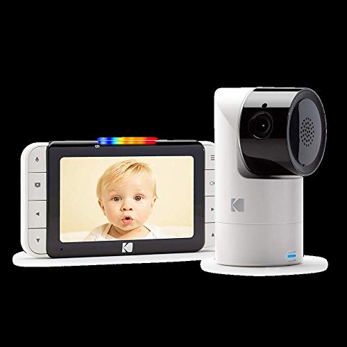 Kodak Cherish C525 Video Baby Monitor with Mobile App
