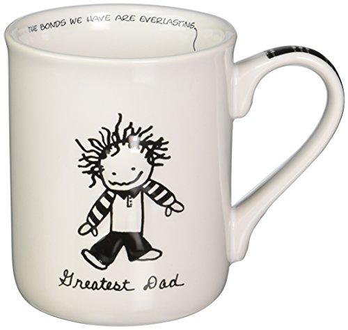 Enesco 4017473 Greatest Dad Mug ()