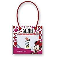 Calcinha infantil feminina algodão Kit com 2 estampada Minnie 236-088 Lupo