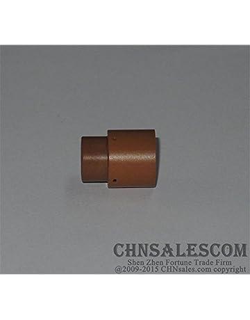 CHNsalescom 2 PCS CEBORA P50 P70 Plasma Cutter Torch Ceramic Swirl Ring Ref.1510