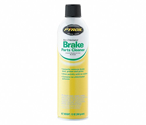Pyroil Non Chlorinated Brake Parts Cleaner (Case of 12) by Pyroil