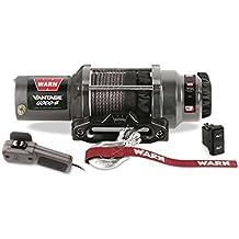 Warn 89041 Vantage 4000-S Winch - 4000 lb. Capacity