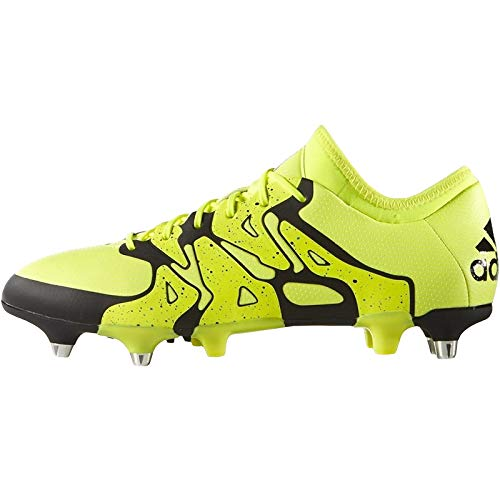 adidas Performance Mens X 15.1 Soft Ground Soccer Boots - 7.5