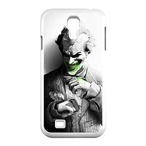 Batman Arkham City Samsung Galaxy S4 9500 Cell Phone Case White cover xx001-3023790