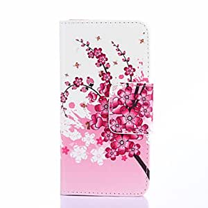 YULIN Plum Colored Mobile Phone Case for iPhone 5/5S