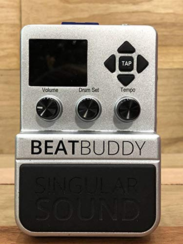 BeatBuddy the Only Drum Machine That sounds Human and is