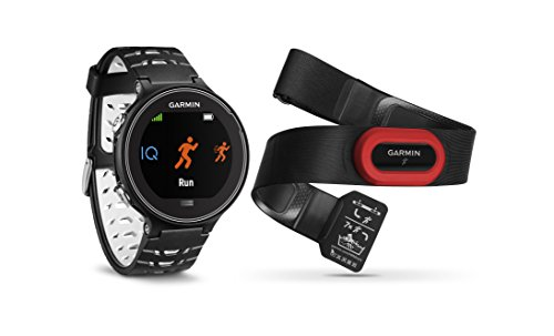 Garmin Forerunner 630 Bundle - Black/White by Garmin