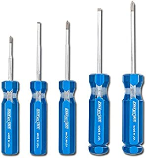 product image for Channellock SD-5A Professional Precision Professional Screwdriver Set, 5-Pieces