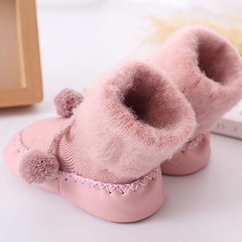 Lurryly Boys Dress Shoes Water Shoes for Boys Barefoot Shoes Baby Water Shoes,Sneakers Men Sneakers for Women Sneakers for Men Shoes for Women Shoes for Men❤Pink❤❤6-12 Months❤ by Lurryly (Image #4)