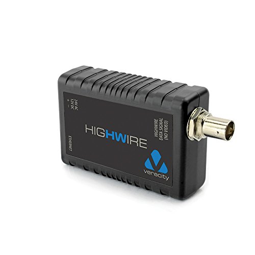 Veracity USA Highwire Ethernet over Coax Converter Module ()