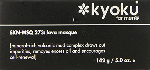 Kyoku для мужчин Lava Masque, 5 унций