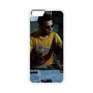 iPhone 6 Plus 5.5 Inch Cell Phone Case White Far Cry 4 Rabi Ray Rana Free Kyrat BNY_6724398