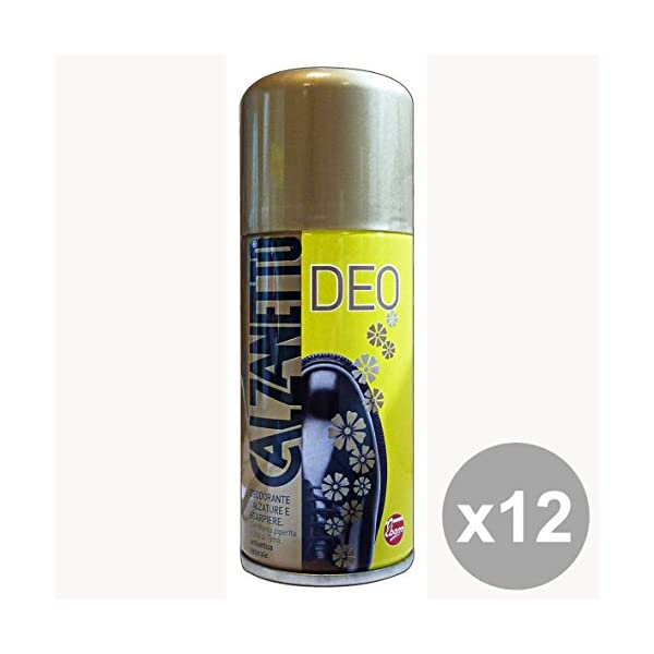 CALZANETTO Deodorant Scarpiere-shoes Antiseptic 150 Ml. cleaning tools