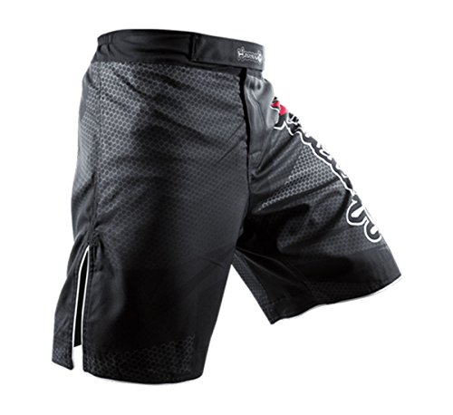 Hayabusa Metaru Performance shorts black MMA Size: 34