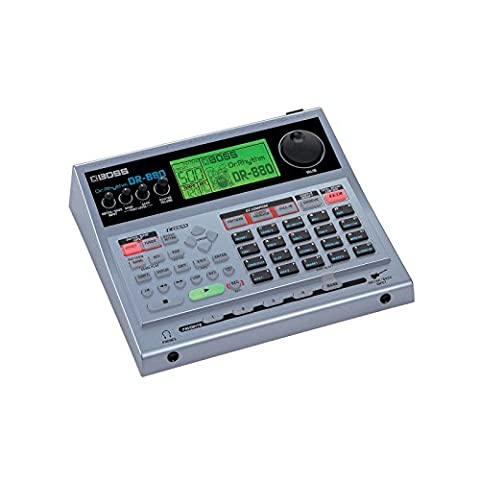 Boss DR-880 | Dr Rhythm 440 Percussion Sounds Drum Machine (880 Drum Machine)