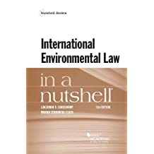 International Environmental Law in a Nutshell