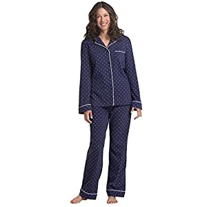 PajamaGram Pajama Set for Women – Cotton Jersey Pajamas Women