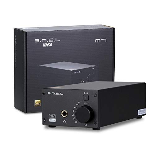 逆輸入 Prament SMSL 32Bit M7 AK4452x2 32Bit AK4452x2/ SMSL 768KHz DSD512ハイファイオーディオUSB DAC、アンプ付XMOS LM4562 TPA6120A2ヘッドフォン出力 B07JYB6ZBR, FT IMPORT:ac2b1a3b --- a0267596.xsph.ru