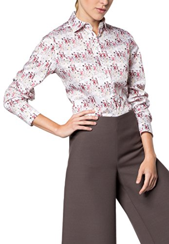 ETERNA Blouse for tall women COMFORT FIT printed rojo/multicolore