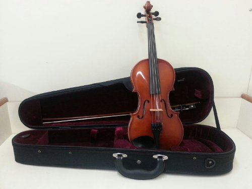 Southwest Strings Klaus Mueller 1/8 Etude Violin Outfit - Southwest Strings