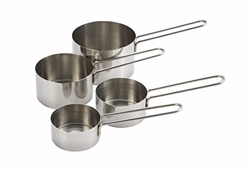 Dynamic Store Set of 4 measuring cup with wire handle Price & Reviews