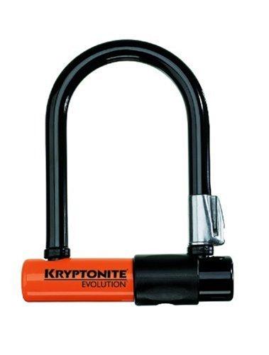Kryptonite Evolution Mini Bike U-Lock Review