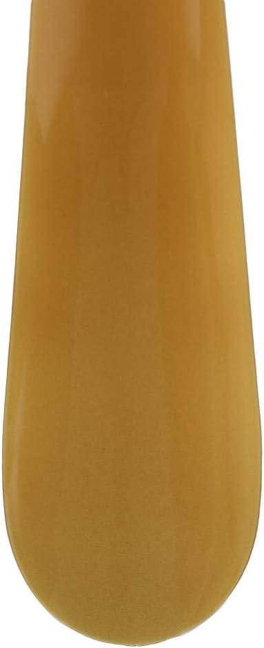 Dearanswer Shoe Horn Travel Shoehorn Classic Gentlemans Accessory Perfect Shoe Horns for Men Women,Apple Green