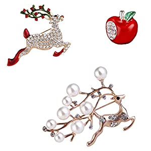 Cute Enamel Lapel Pin Sets Carton Animal Brooch Pin