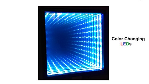 23f55a150b2 Infinity Mirror. by murray feiss
