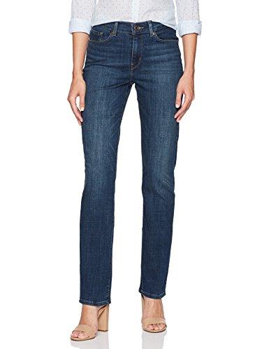 (Levi's Women's Classic Straight Jeans, Seattle Blues, 27 (US 4) R)