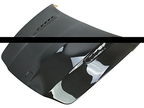 - Eppar New Carbon Fiber Front Hood A-Style for PORSCHE Panamera 2009-2016