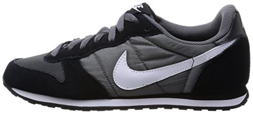Nike Genicco, Damen Laufschuhe Grau (Dark Grey/White-Black 018)