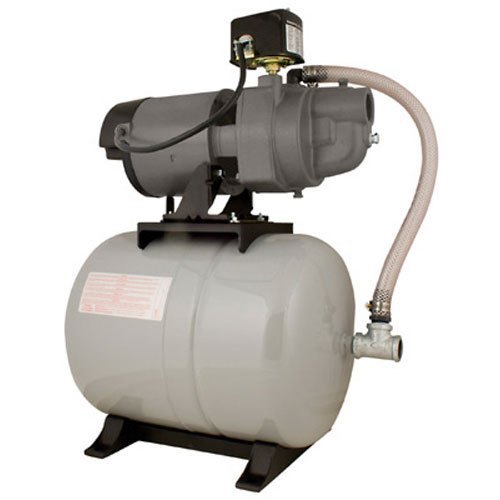 PENTAIR WATER ES05SAT25H 1/2 hp Shall Well System ()