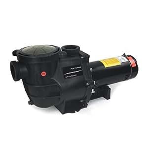 2HP Ingound Pool Pump 220/110 Dual Volt 1 Phase
