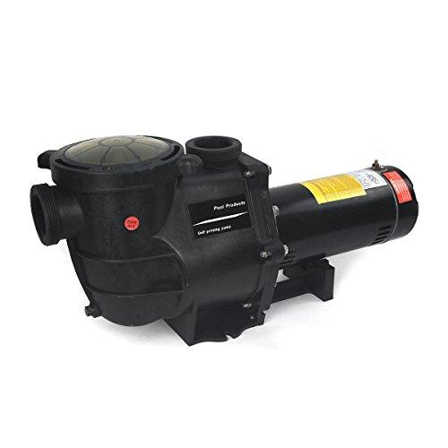 2HP Inground Pool Pump 220/110 Dual Volt 1 - Pump Inground Pool Water