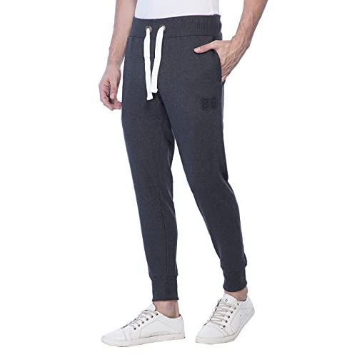 41BJjOsESrL. SS500  - Alan Jones Clothing Men's Fleece Track Pant